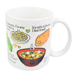 Soy and Tofu Mug by Hello Sushi Store