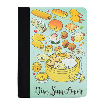 Dim Sum Notepad Folder - Hello Sushi Store