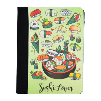 Sushi Notepad Folder - Hello Sushi Store