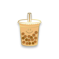 Boba Pin (Milk Tea) - Hello Sushi Store