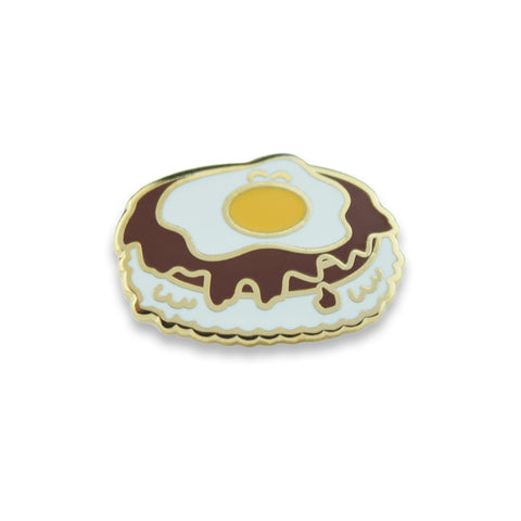 Loco Moco Pin by Hello Sushi Store