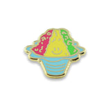 Shave Ice Pin by Hello Sushi Store
