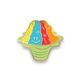 Hawaiian Pin (Shave Ice) 2020 - Hello Sushi Store