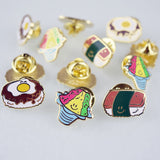 Hawaiian Pins by Hello Sushi Store