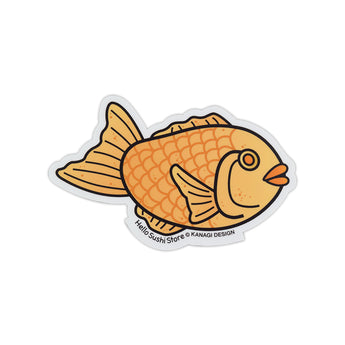 Taiyaki Sticker by Hello Sushi Store