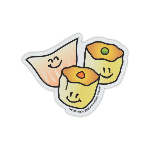 Dim Sum Sticker by Hello Sushi Store