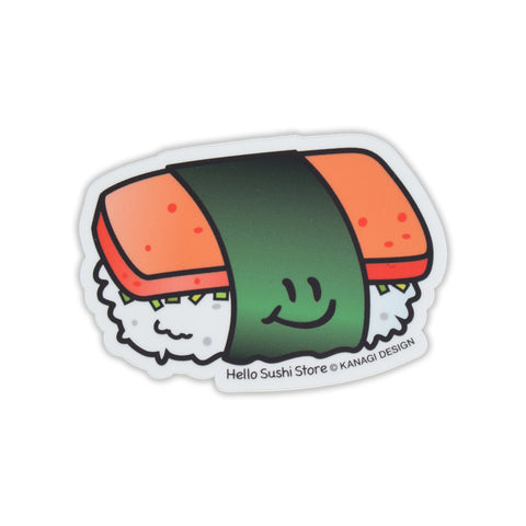 Spam Sticker (Musubi) - Hello Sushi Store