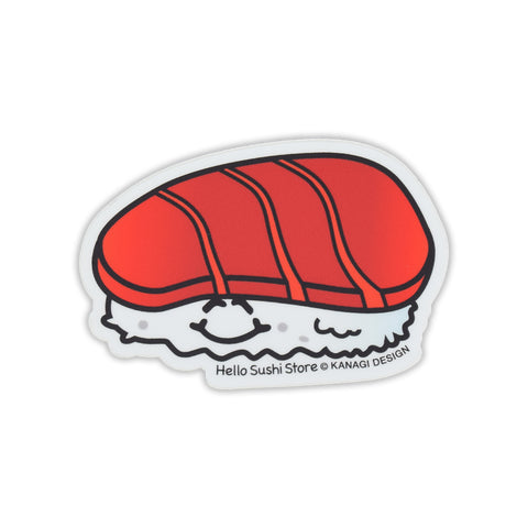 Toro Sushi Sticker by Hello Sushi Store