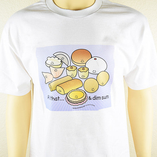 All That & Dim Sum T-Shirt - Hello Sushi Store