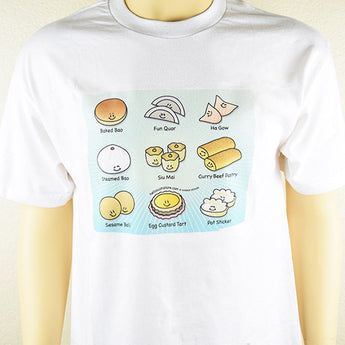 Happy Dim Sum T-Shirt