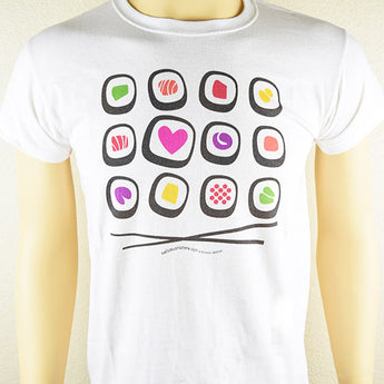 Graphic Sushi Women's T-Shirt - Hello Sushi Store