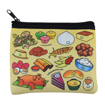 Filipino Zip Pouch by Hello Sushi Store