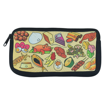 Filipino Zip Pouch (Large) - Hello Sushi Store