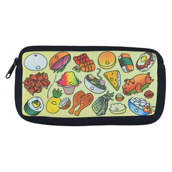 Hawaiian Zip Pouch (Large)