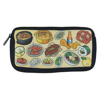Korean Zip Pouch (Large) - Hello Sushi Store