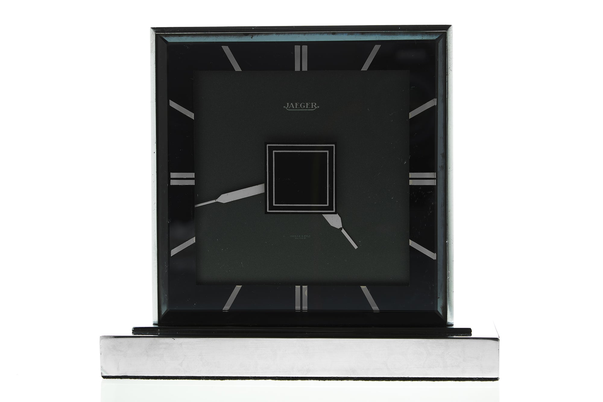 Hermes Partners Clock, by Paul Dupre-Lafon