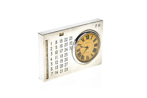 Sterling Clock & Calendar, Tonnel Paris