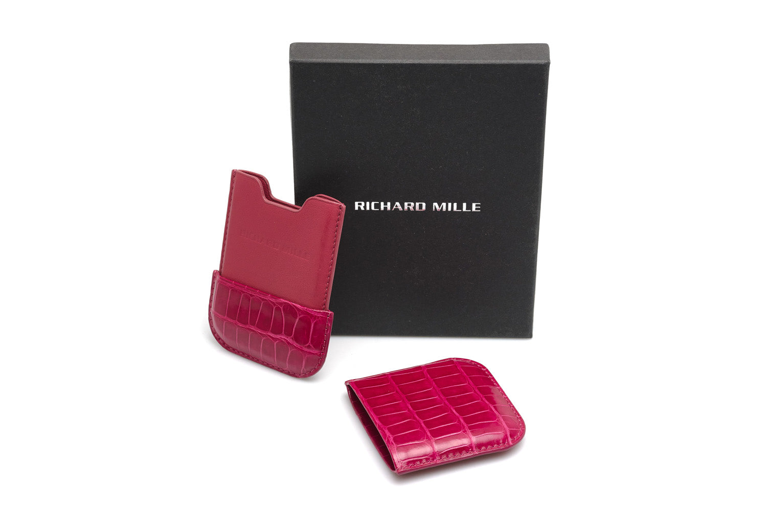 Richard Mille Crocodile Wallet