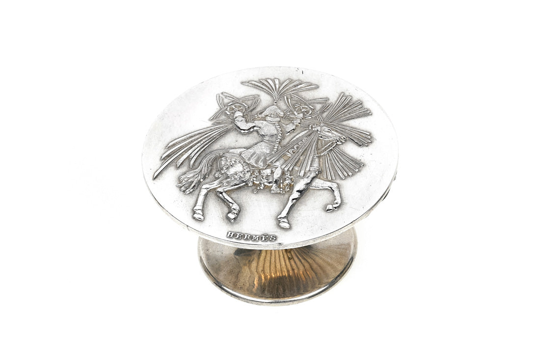 Hermes Salt Cellars, Set of 4