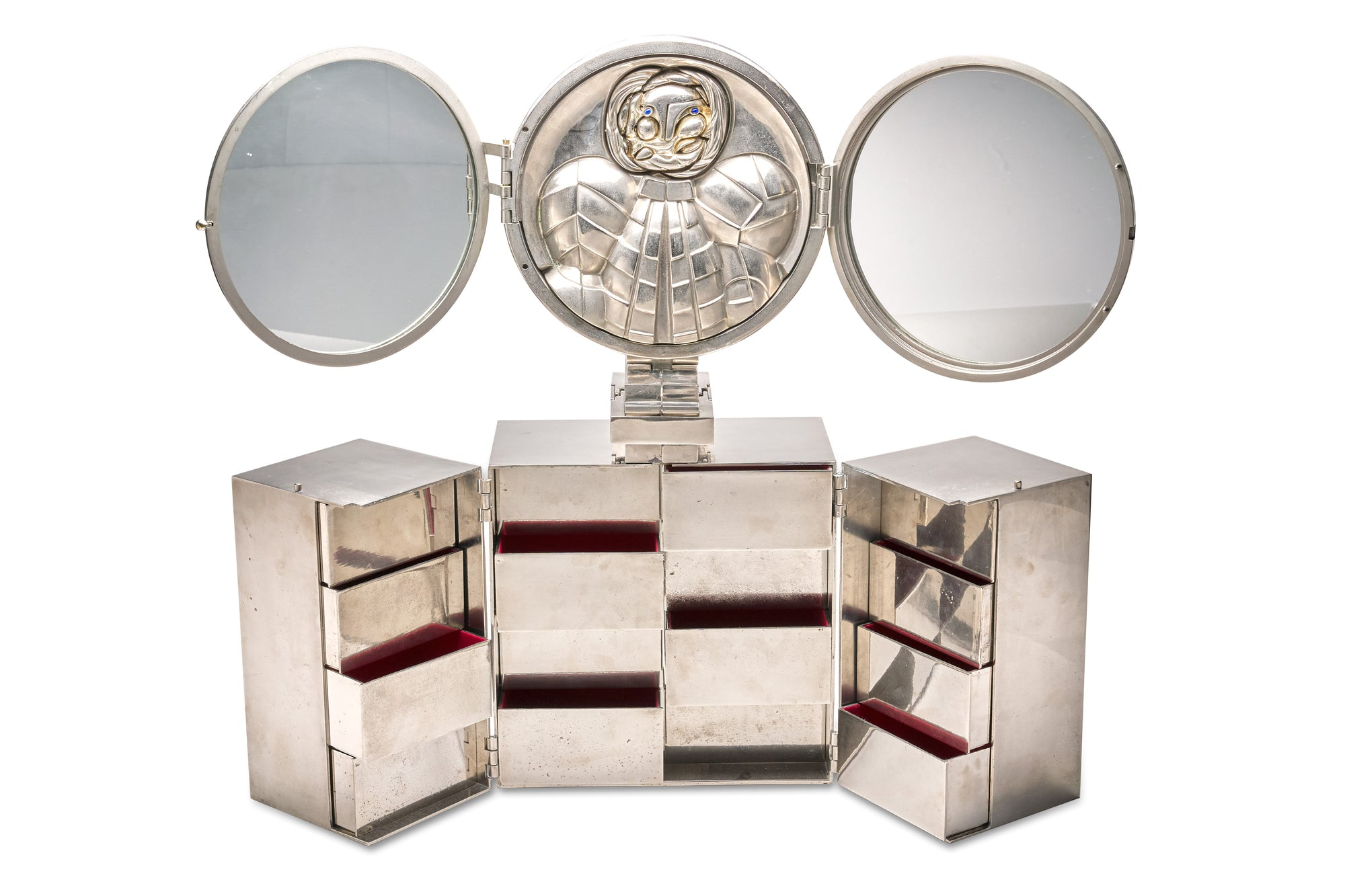 Miguel Berrocal, Paloma Jewelry Puzzle Box