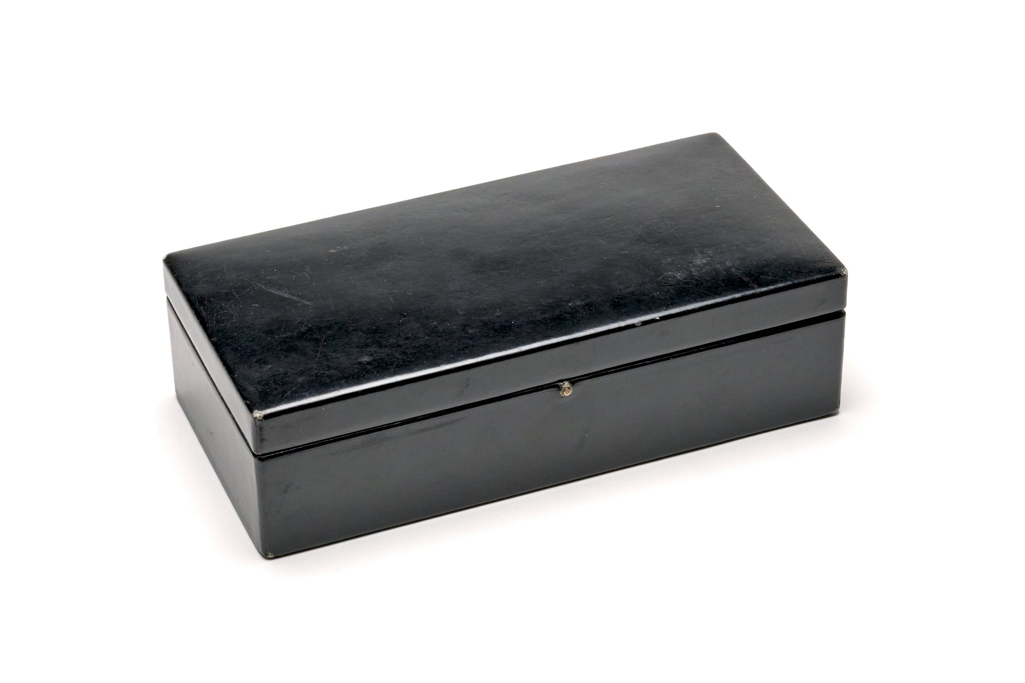 Hermes Leather Jewelry Box