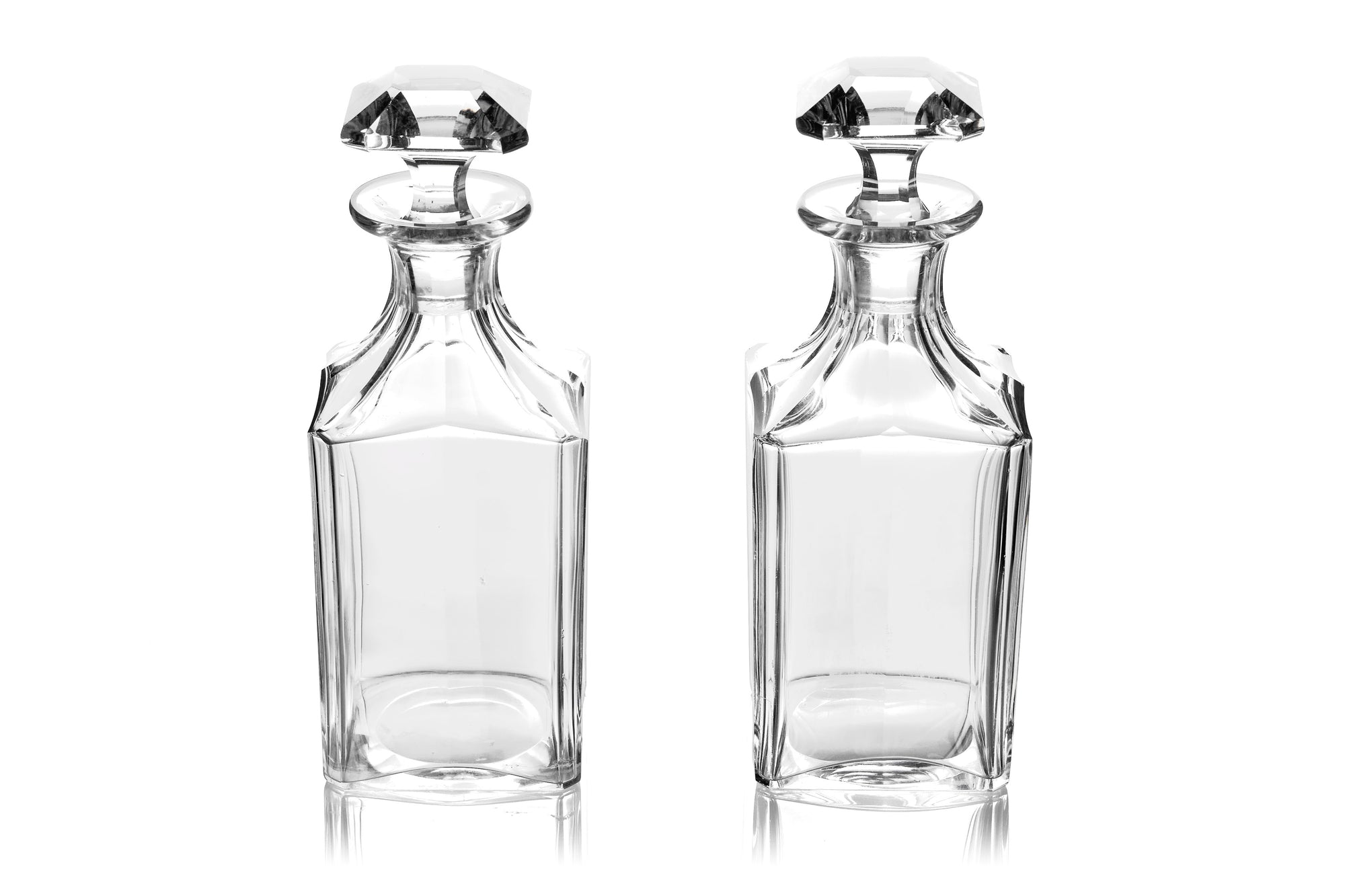 French Crystal Decanters