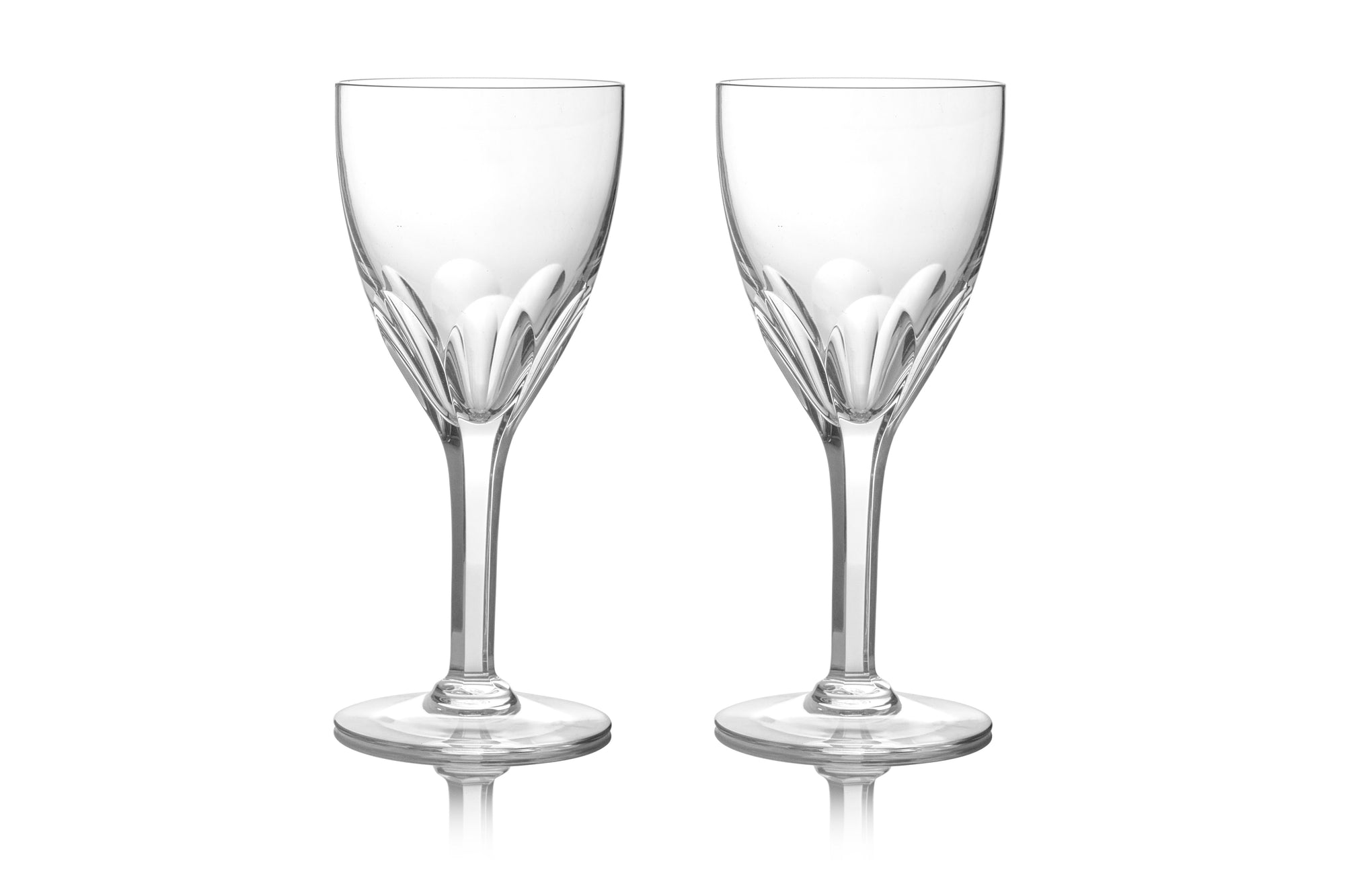 Baccarat Water Glasses