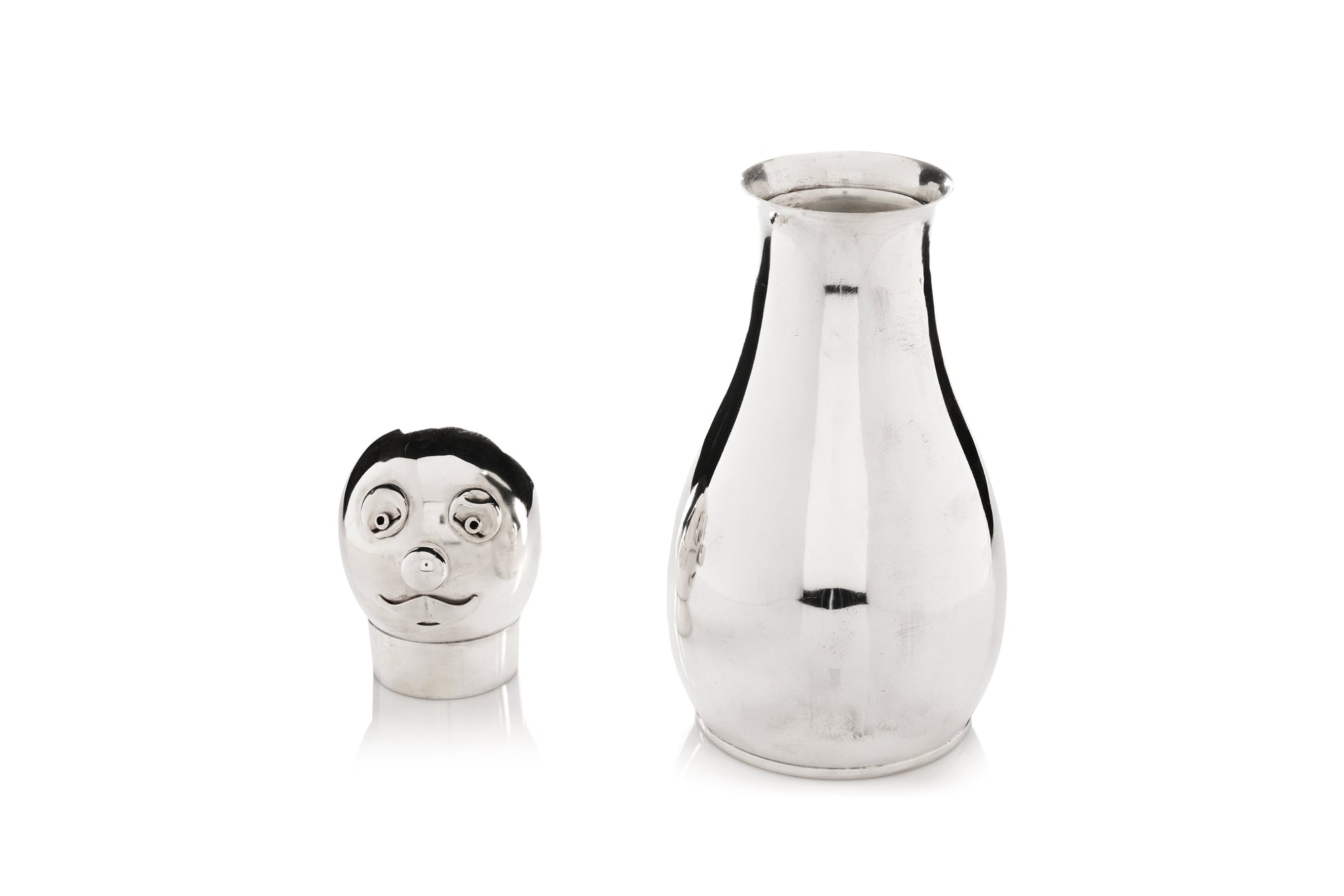 Napier Clown Cocktail Shaker