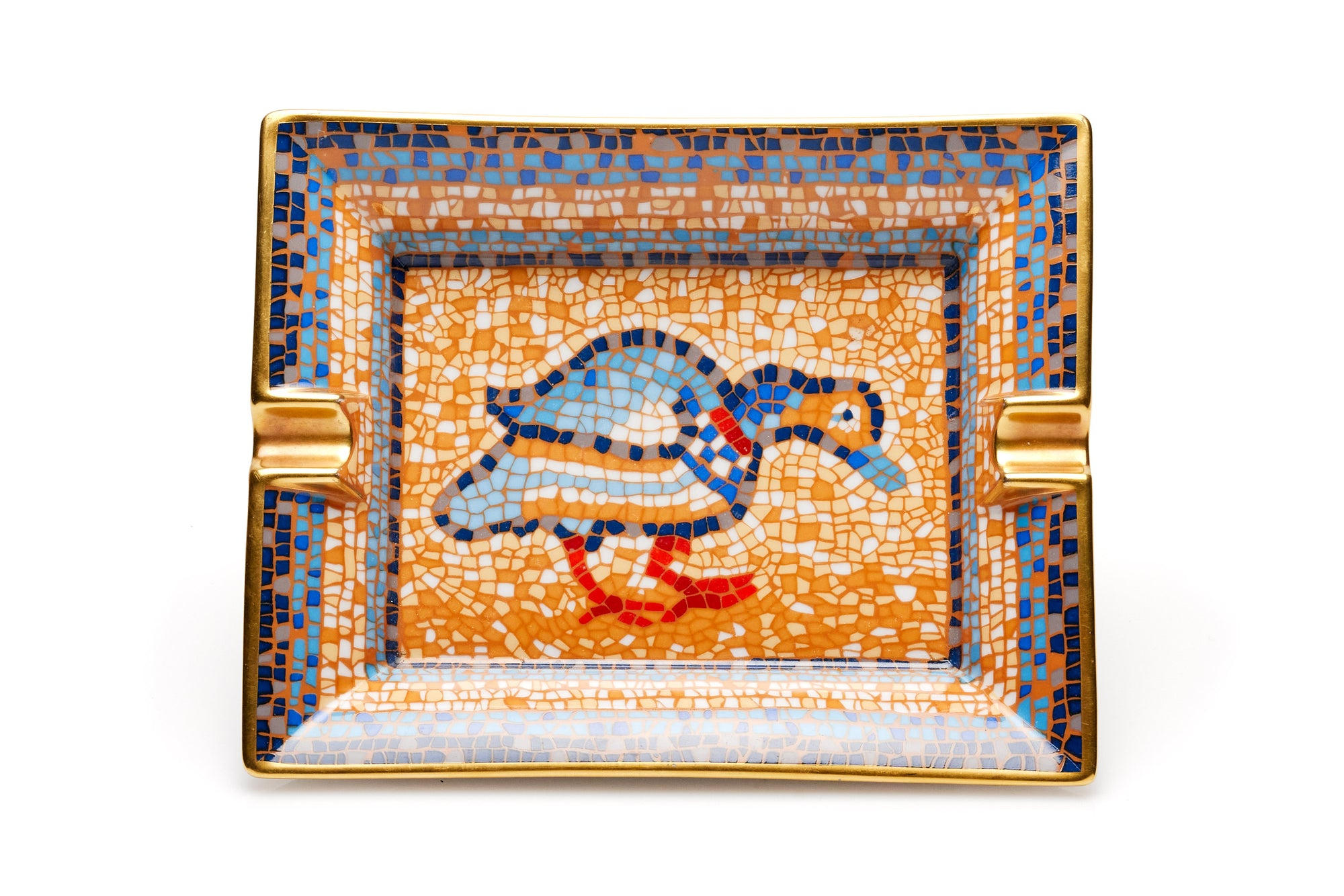 Hermes Ashtray, Duck