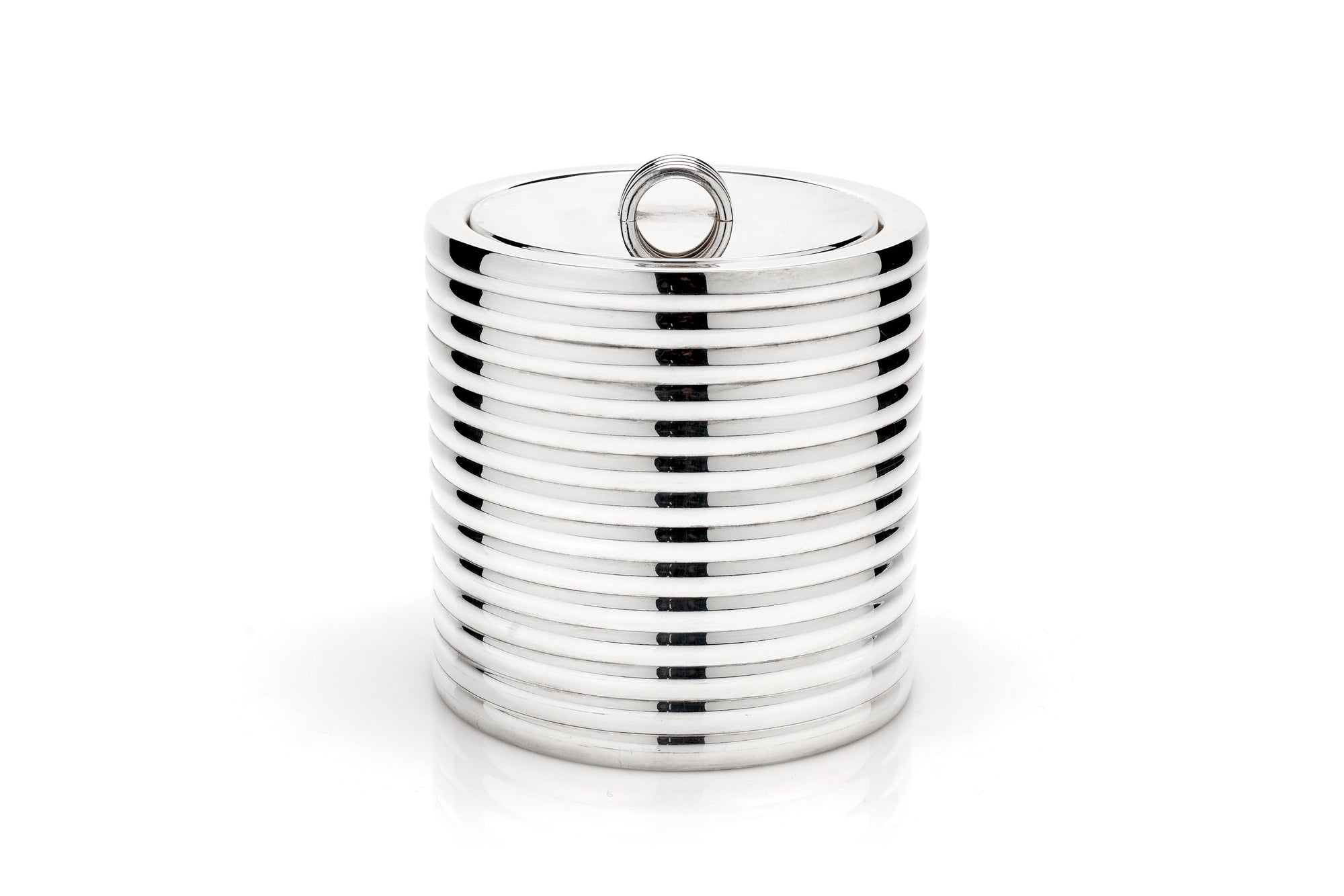 Italian Ribbed Ice Bucket