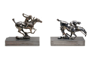 Polo Players, Bookends