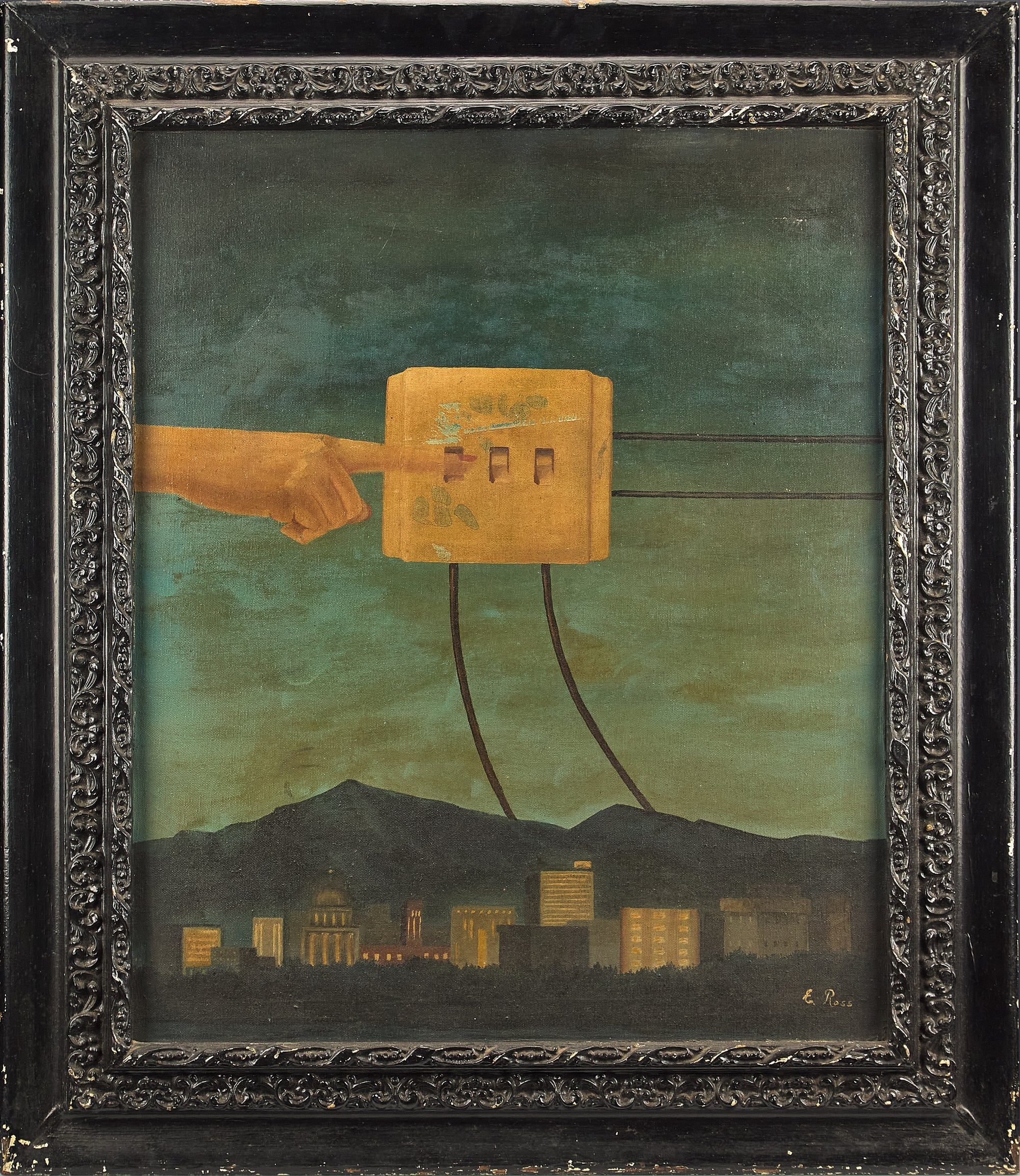 Surrealist Painting, Lightswitch