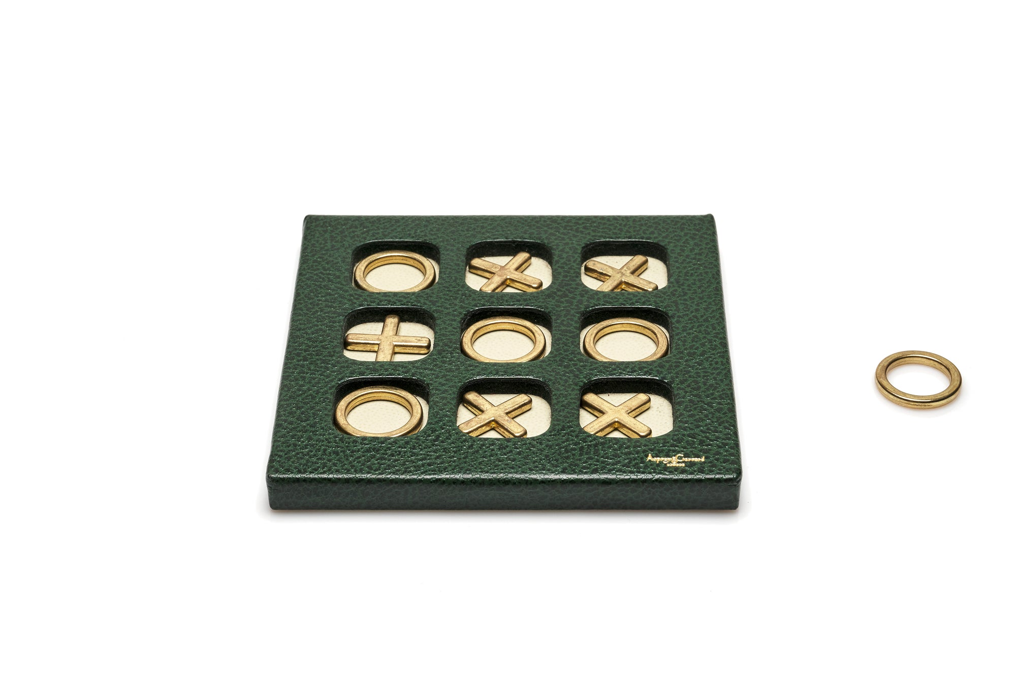 Asprey Tic-Tac-Toe Set
