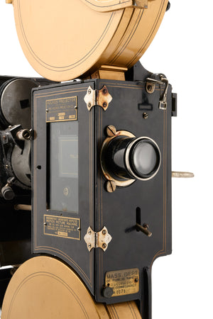 Large Format Movie Projector, 1930s