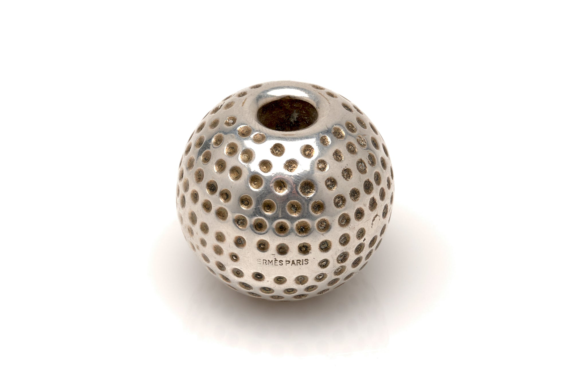 Hermes Golf Ball Pen Holder
