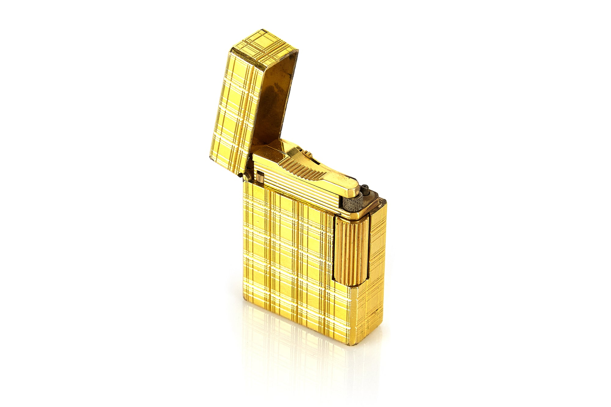 Hermes Lighter, by S.T. Dupont