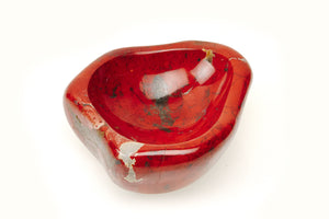 Asprey Desk Set, Red Jasper Stone