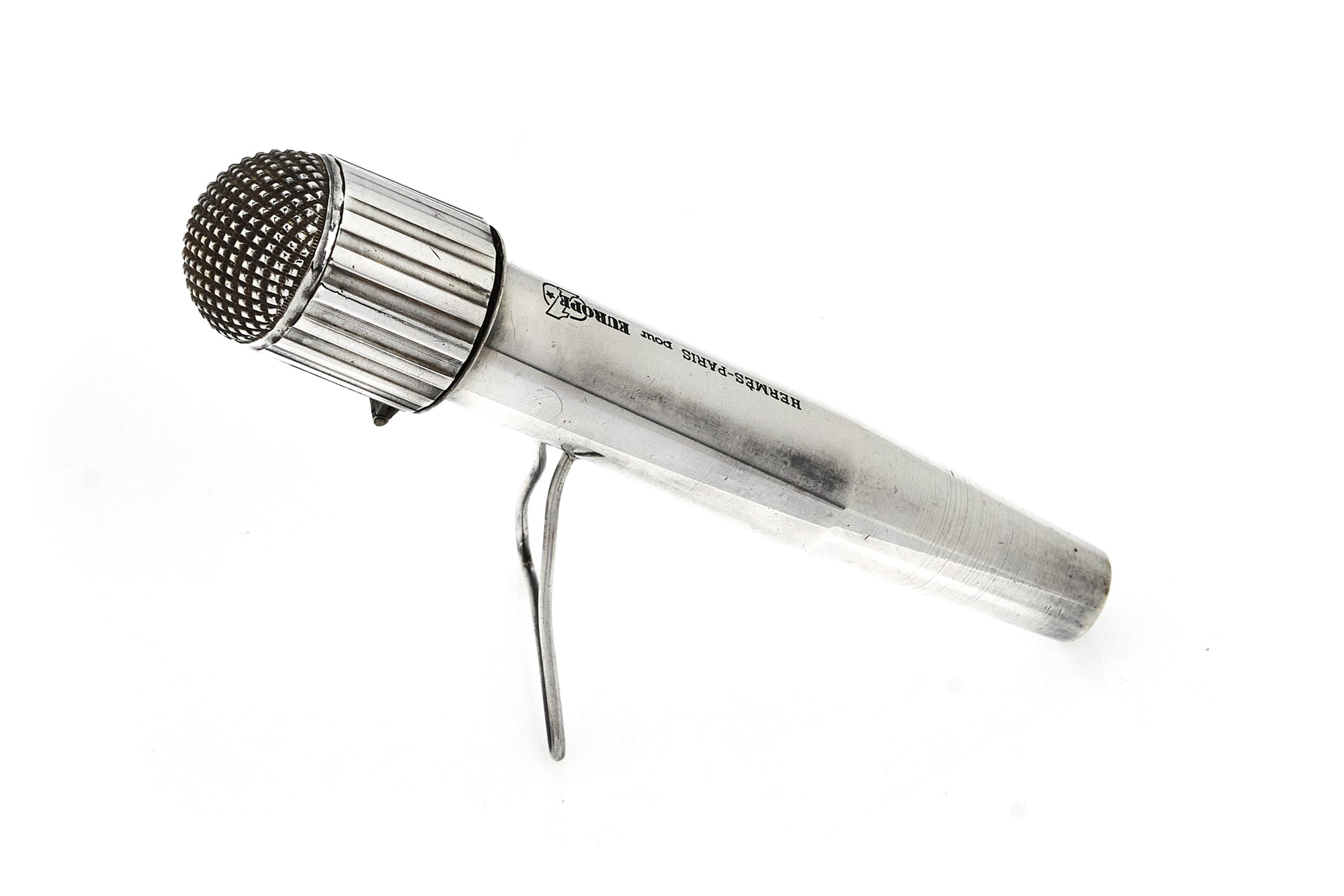 Hermes Sterling Microphone, Box