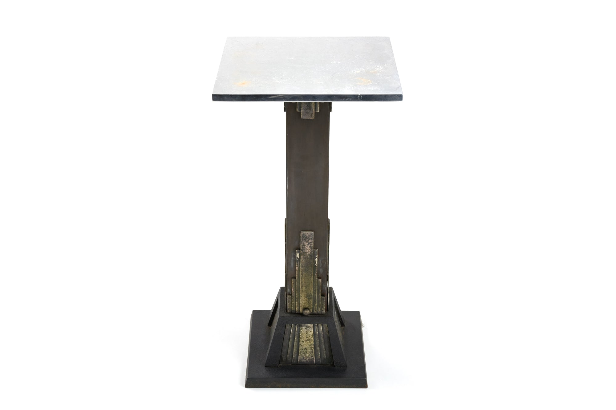 Art Deco Side Table, Skyscraper