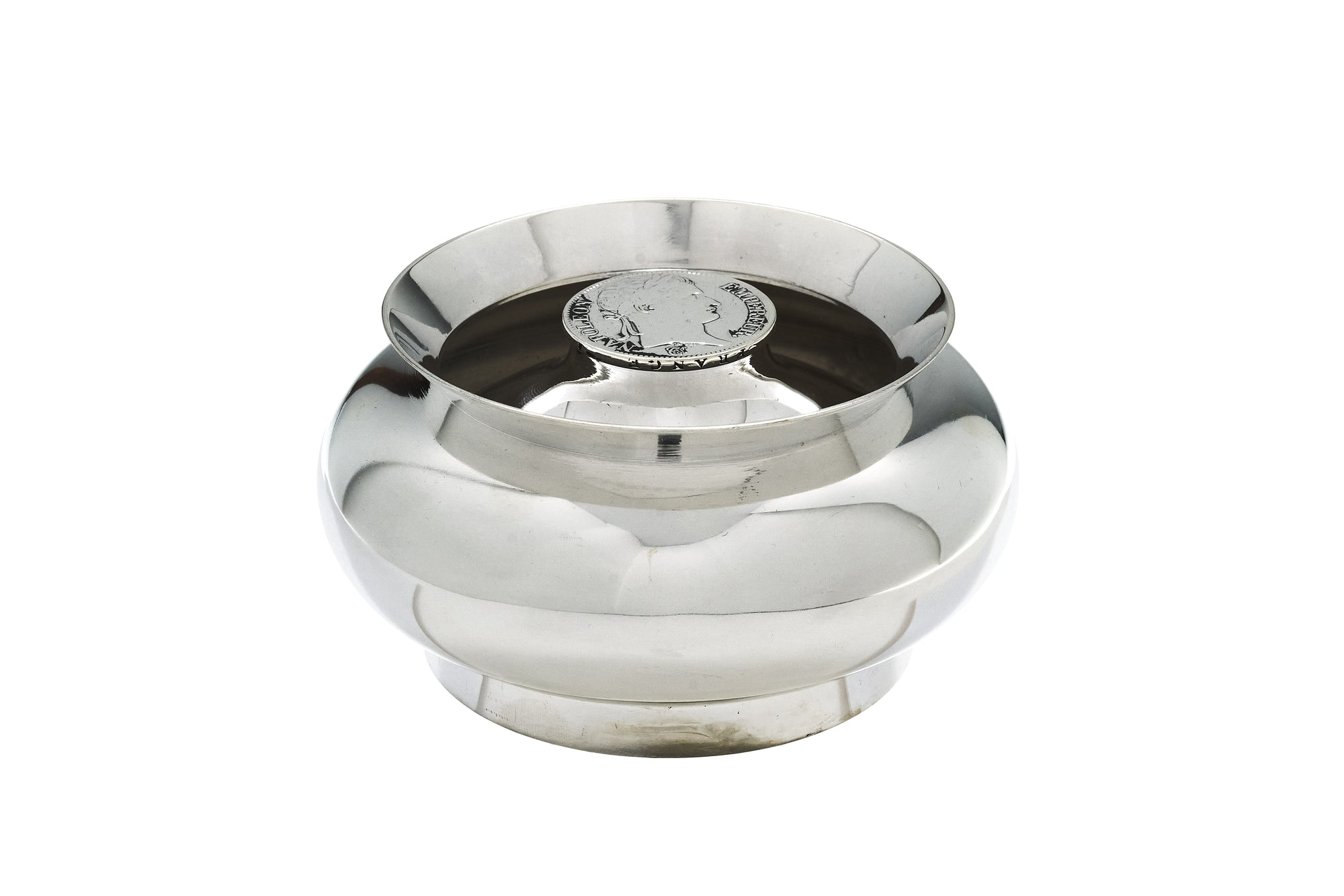 Hermes Coin Ashtray