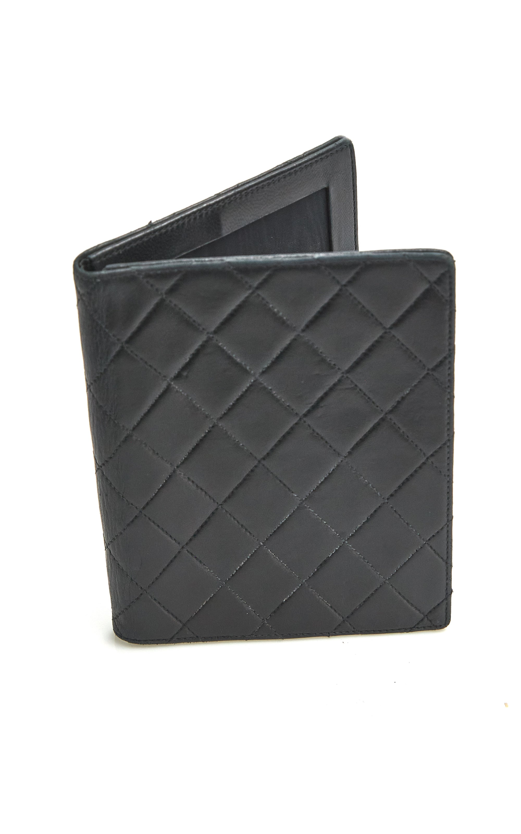 Chanel Quilted Leather Picture Frame