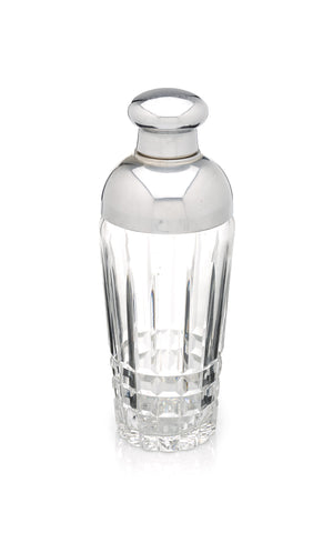French Art Deco Cocktail Shaker
