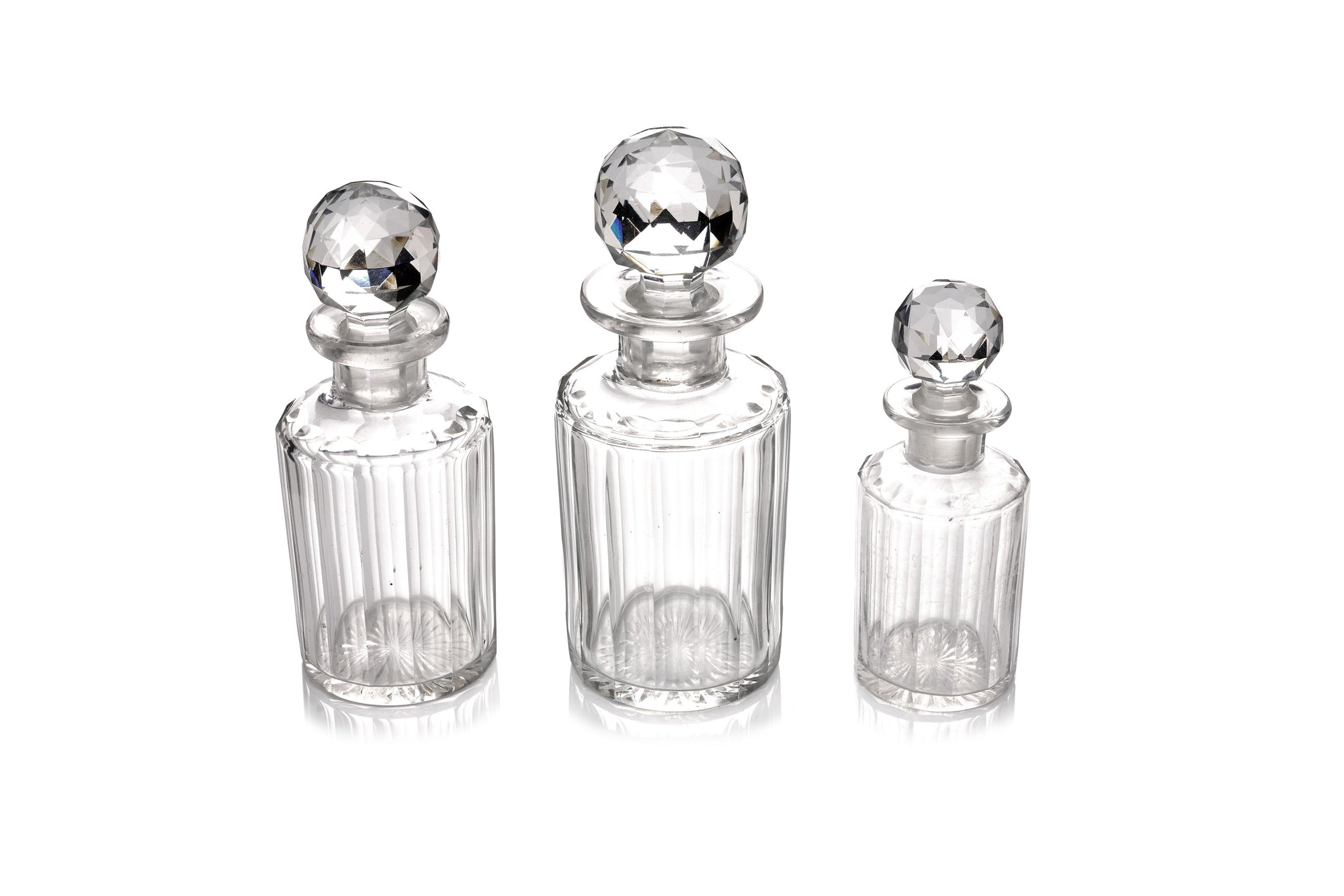 Baccarat Bottle Set