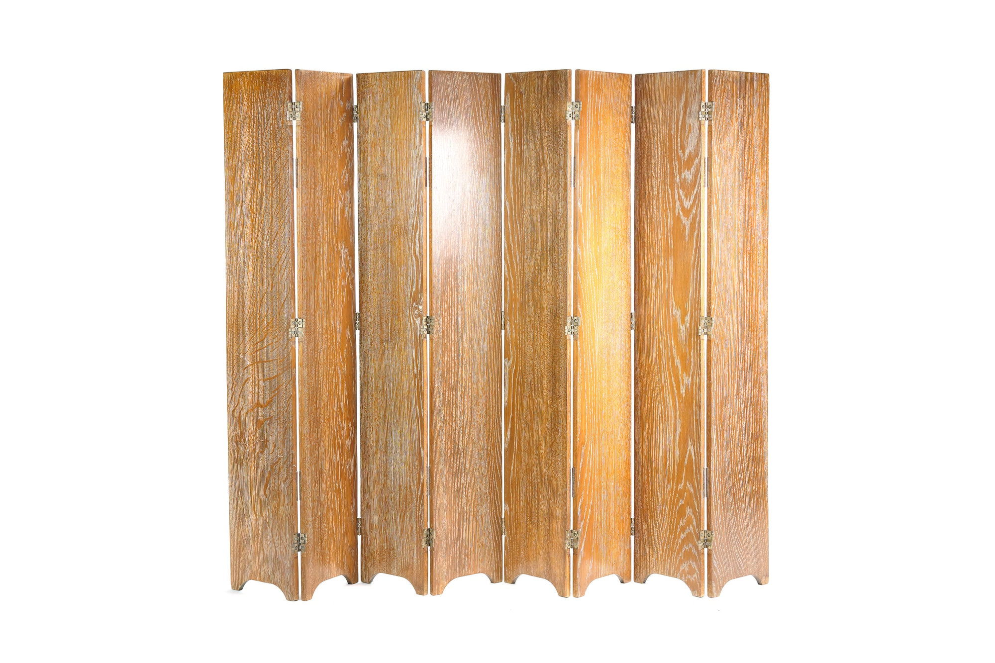 Cereused Oak Screen, Jean-Michel Frank