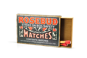 Giant Oversized Matchbook with 2 Match Sticks