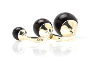 Christian Dior Double Finger Ring
