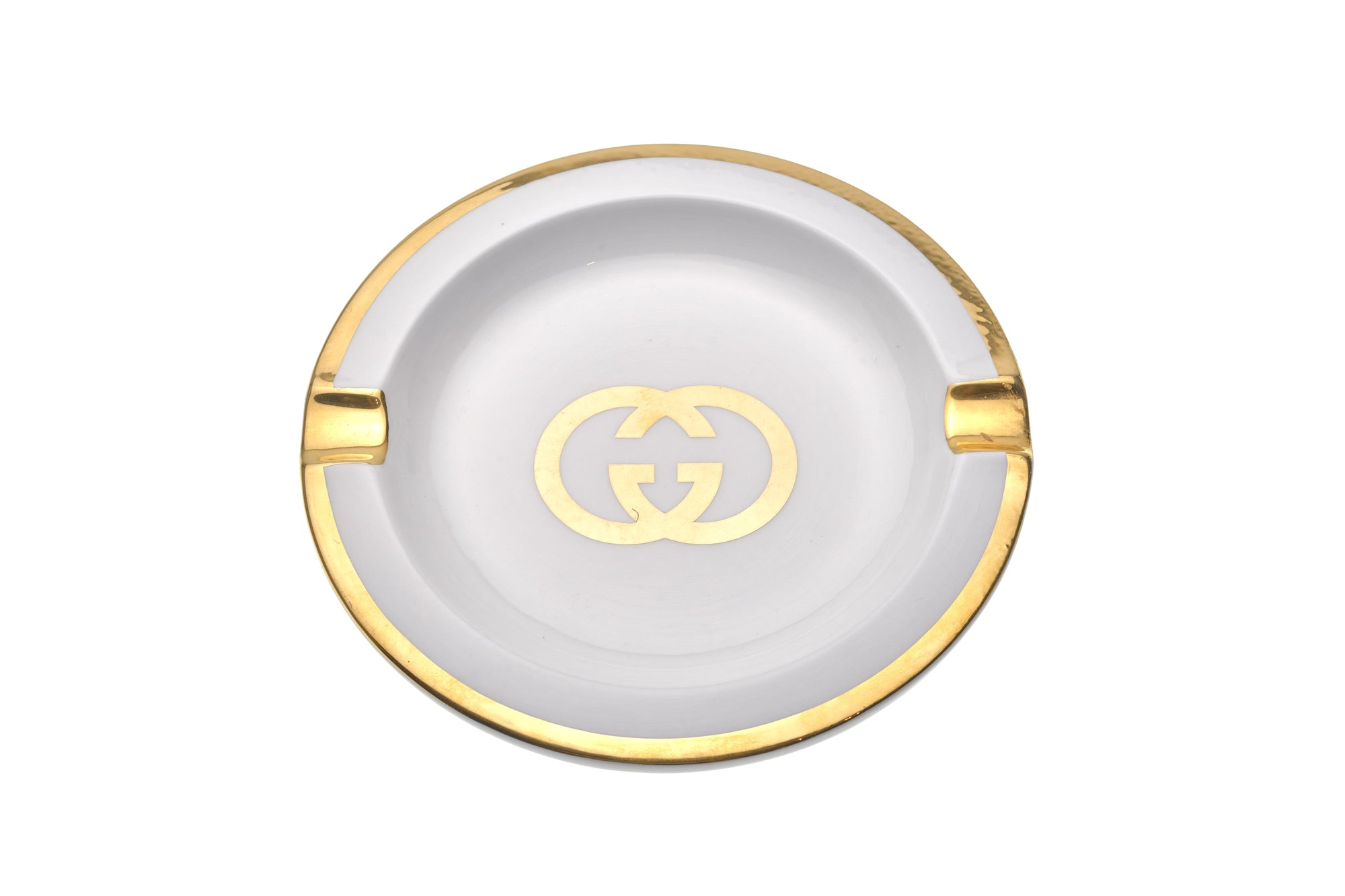 Gucci Logo Ashtray