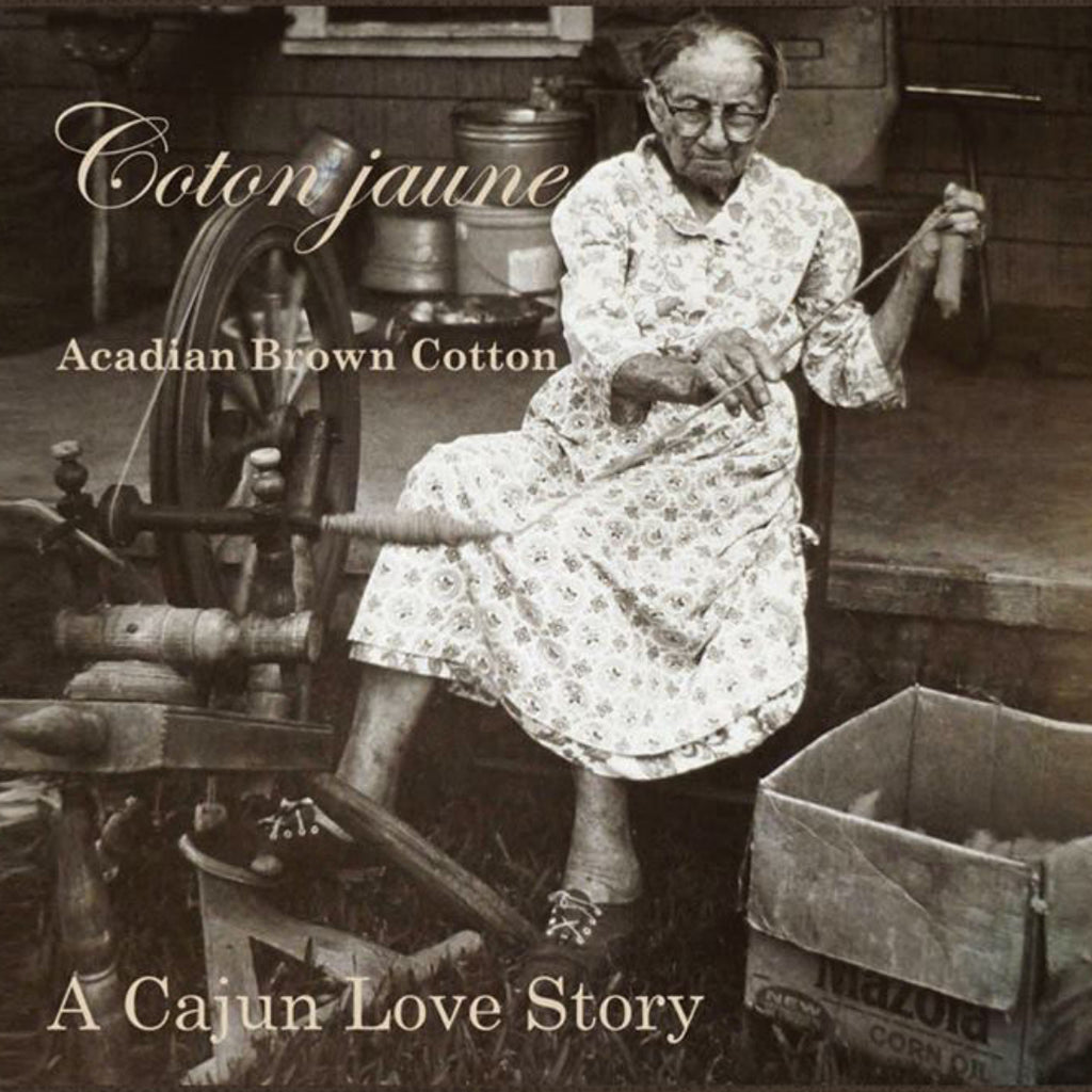 Episode 64: Acadian Brown Cotton, A Cajun Love Story with Sharon Donnan
