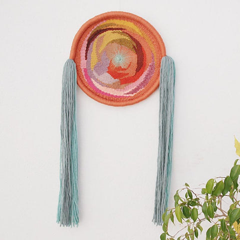 This piece by Vanio O. in Portugal is mesmerizing ~ @twohandstextilestudio