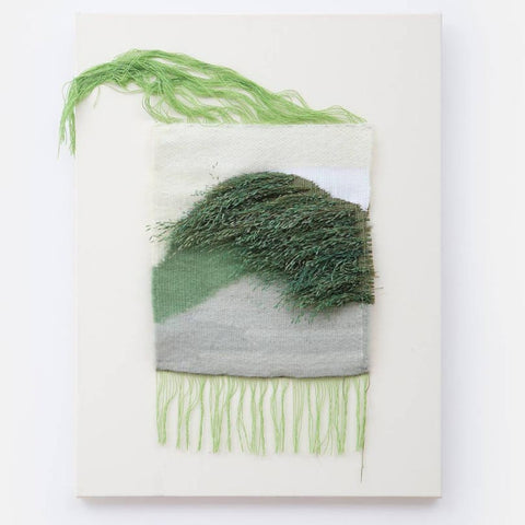 I love this piece by JiJing Lai called Little Forest No. 3. ~ @jijinglai